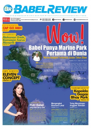 Tabloid BabelReview EDISI 6