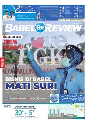 Tabloid BabelReview EDISI 106
