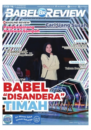 Tabloid BabelReview EDISI 94