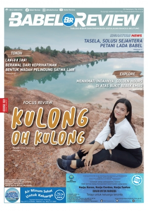 Tabloid BabelReview EDISI 122