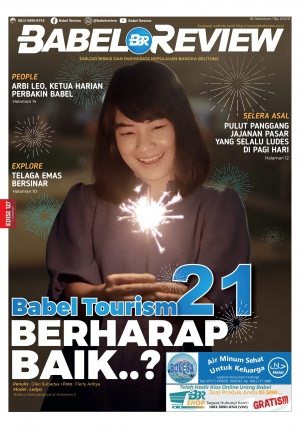 Tabloid BabelReview EDISI 127