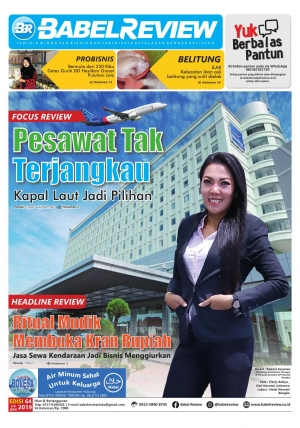 Tabloid BabelReview EDISI 64