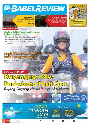 Tabloid BabelReview EDISI  68