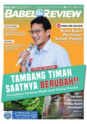Tabloid BabelReview EDISI 84