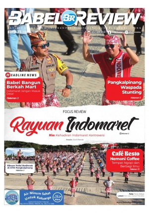 Tabloid BabelReview EDISI 75
