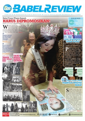 Tabloid BabelReview EDISI 8