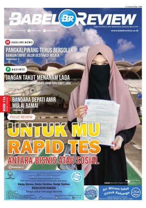 Tabloid BabelReview EDISI 116