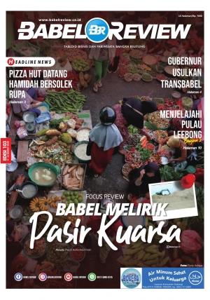 Tabloid BabelReview EDISI 103