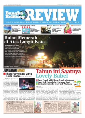 Tabloid BabelReview EDISI 1