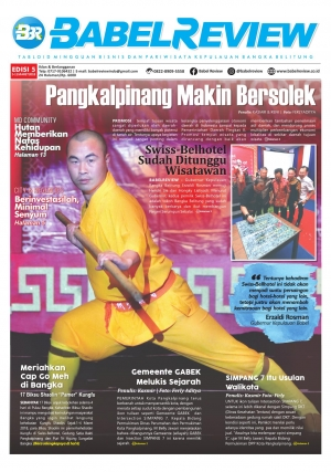 Tabloid BabelReview EDISI 5