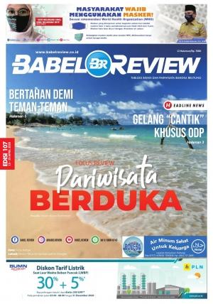 Tabloid BabelReview EDISI 107