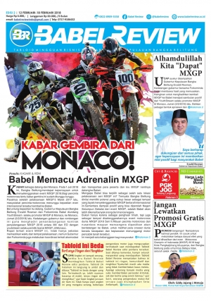 Tabloid BabelReview EDISI  2