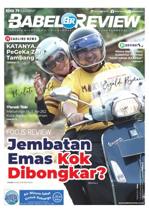 Tabloid BabelReview EDISI 79