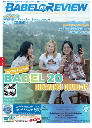 Tabloid BabelReview EDISI 124