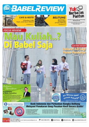 Tabloid BabelReview EDISI 62
