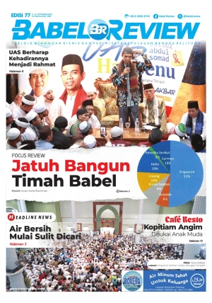 Tabloid BabelReview EDISI 77
