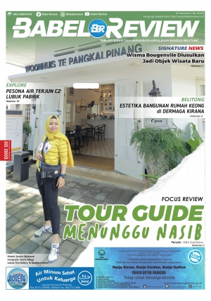 Tabloid BabelReview EDISI 120