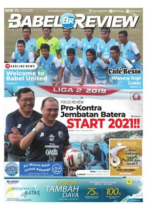 Tabloid BabelReview EDISI 73