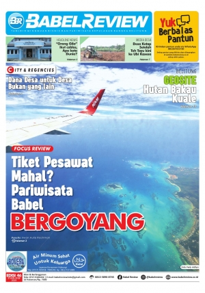 Tabloid BabelReview EDISI 46