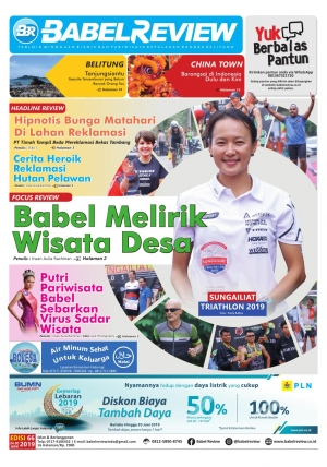 Tabloid BabelReview EDISI 66