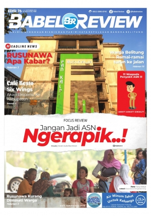 Tabloid BabelReview EDISI 76