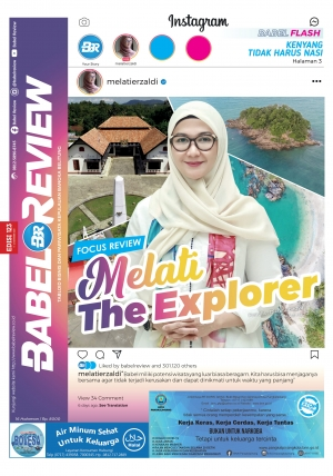 Tabloid BabelReview EDISI 123