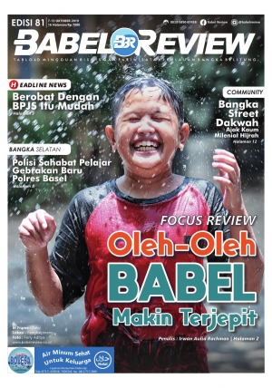 Tabloid BabelReview EDISI 81