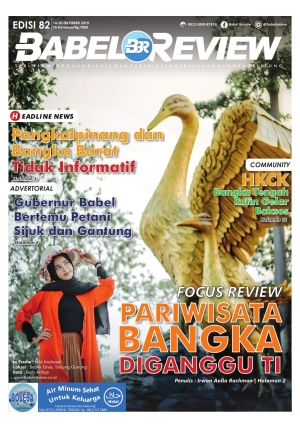 Tabloid BabelReview EDISI 82