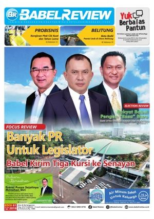 Tabloid BabelReview EDISI 61
