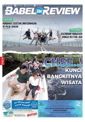 Tabloid BabelReview EDISI 125