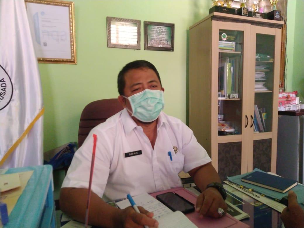 Satu Pasien Terkonfirmasi Positif Covid-19, Gugus Tugas Bateng : Kita Masih Tunggu Hasil Swab dari Jakarta