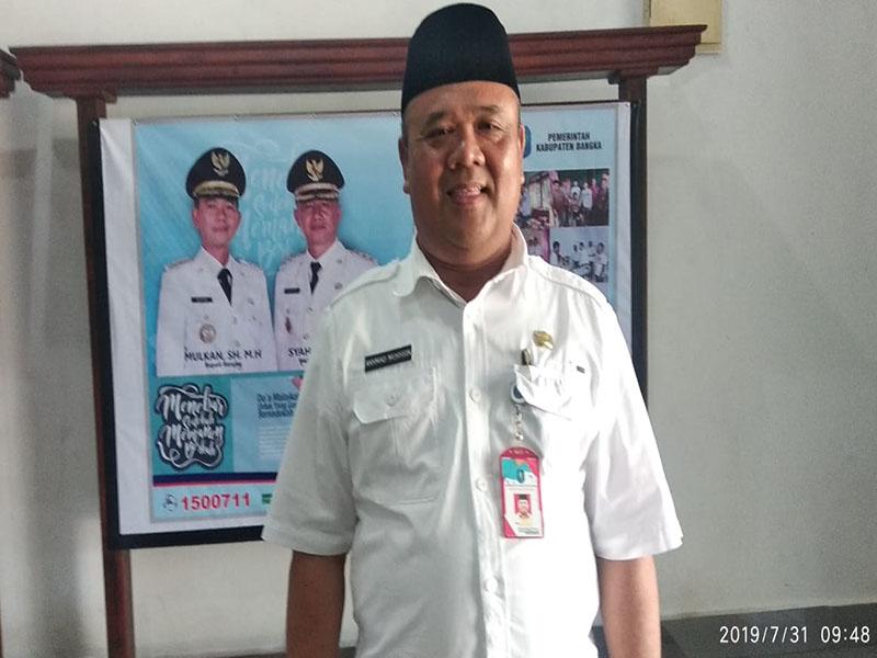 19 Kelurahan di Kabupaten Bangka Dapat Anggaran Rp 300 Juta