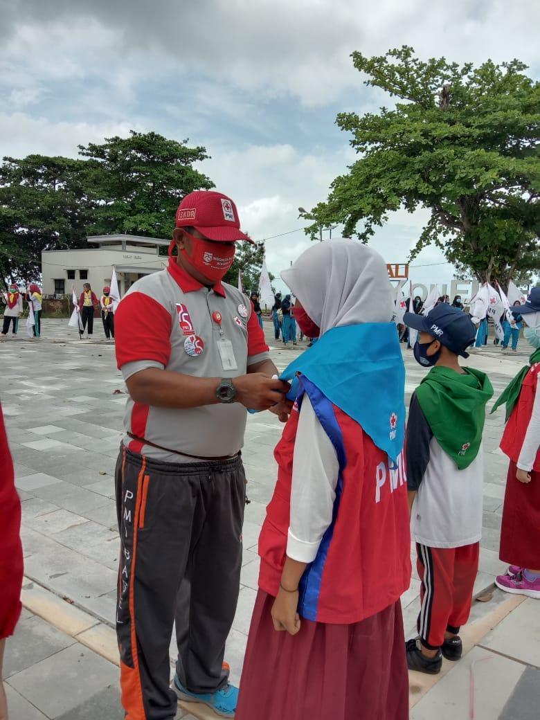 191 Palang Merah Remaja Lahir Kembali di Toboali