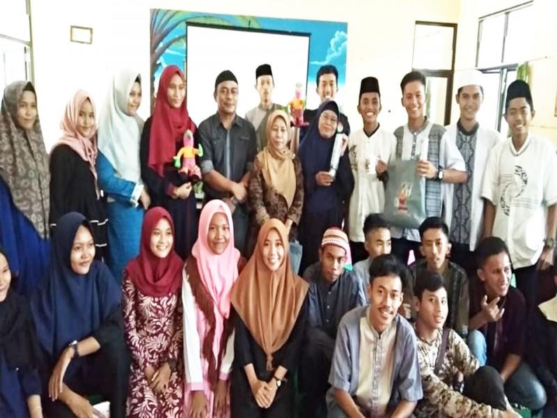 89 Siswa Bentuk Forum Gendre Kabupaten Bangka