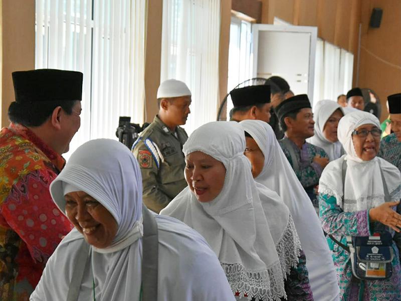 Ada Enam Pesan Gubernur untuk Jamaah Haji Babel, Nomor Lima Itu Biasanya Sering Lupa