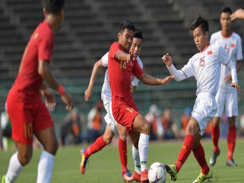 AFF U-22: Final Indonesia Vs Thailand, Pertemuan 2 Kutub Sepakbola