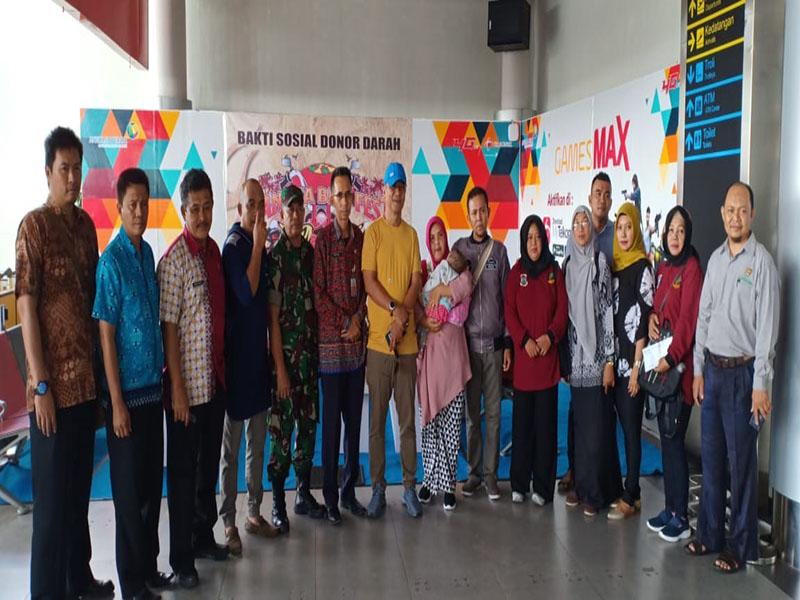 Assyfa Balita Penderita Jantung Bocor, Dirujuk ke RS Jantung Harapan Kita Jakarta