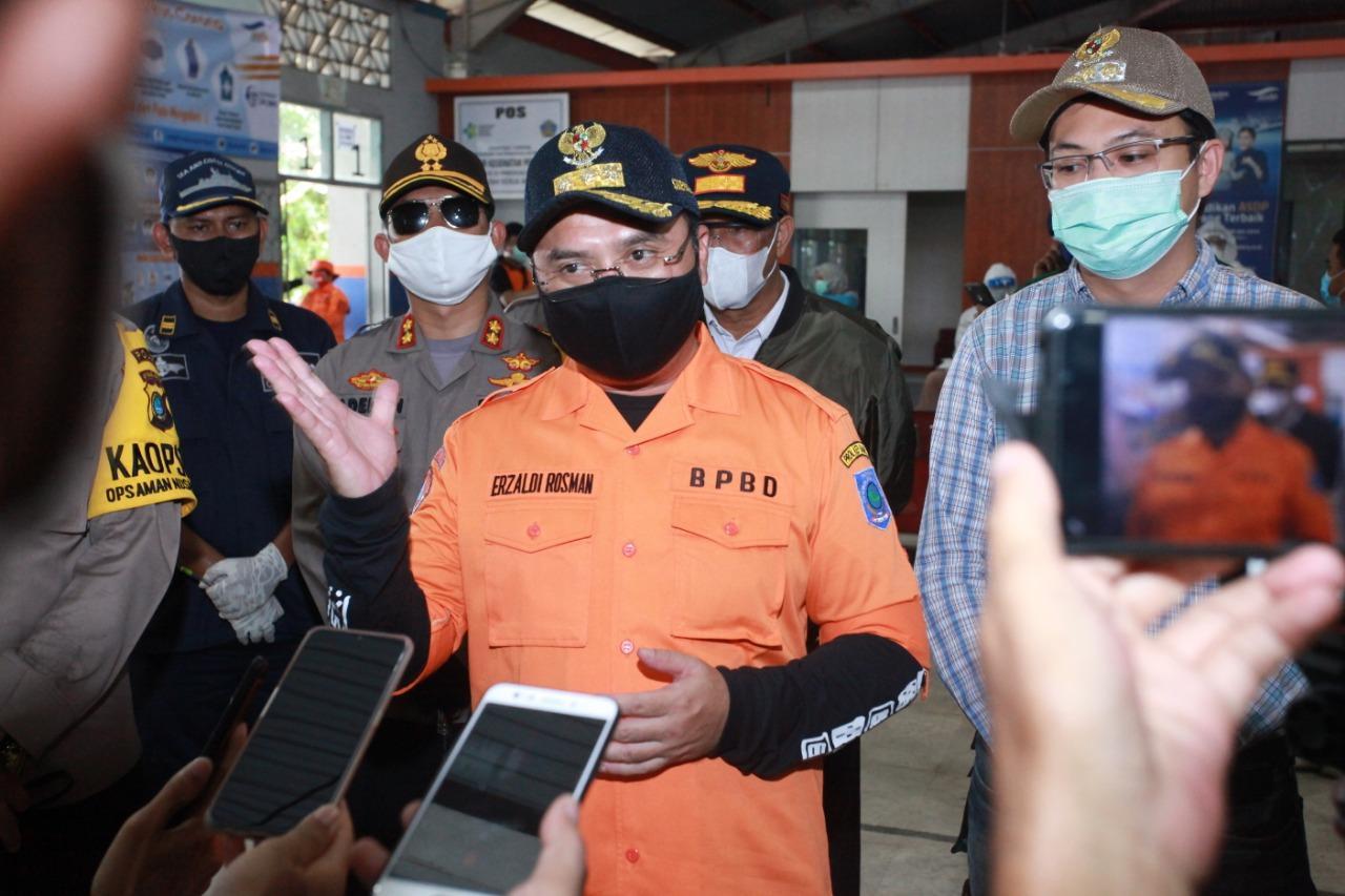Atas Dasar Kemanusiaan, Gubernur Erzaldi Buka Pelabuhan Tanjung Kalian Seminggu Sekali