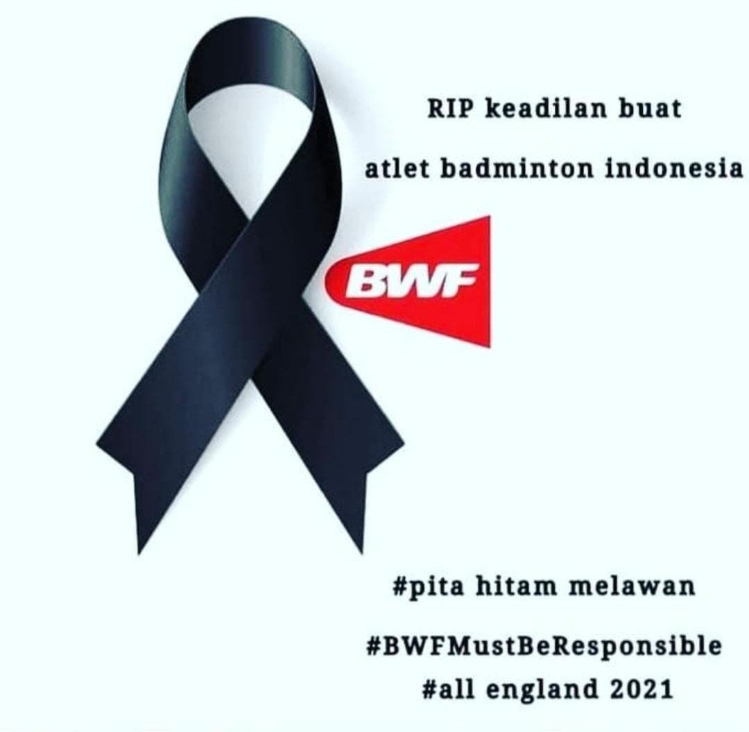 Atlet Bulutangkis Indonesia Didiskualifikasi dari All England, Netizen Serang BWF