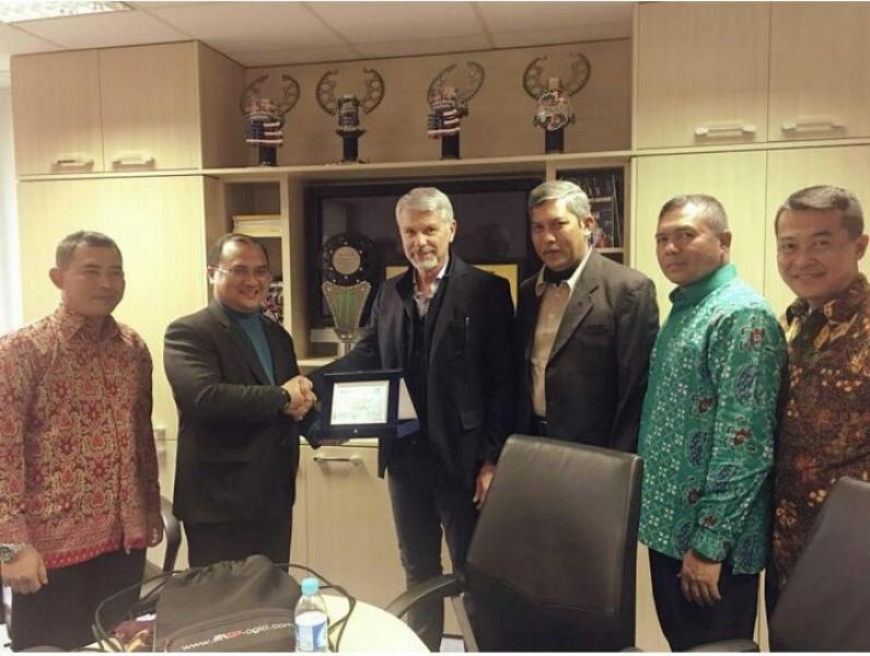 Babel Dapat Penghargaan dari Promotor MXGP, Erzaldi Sebut Alhamdulillah