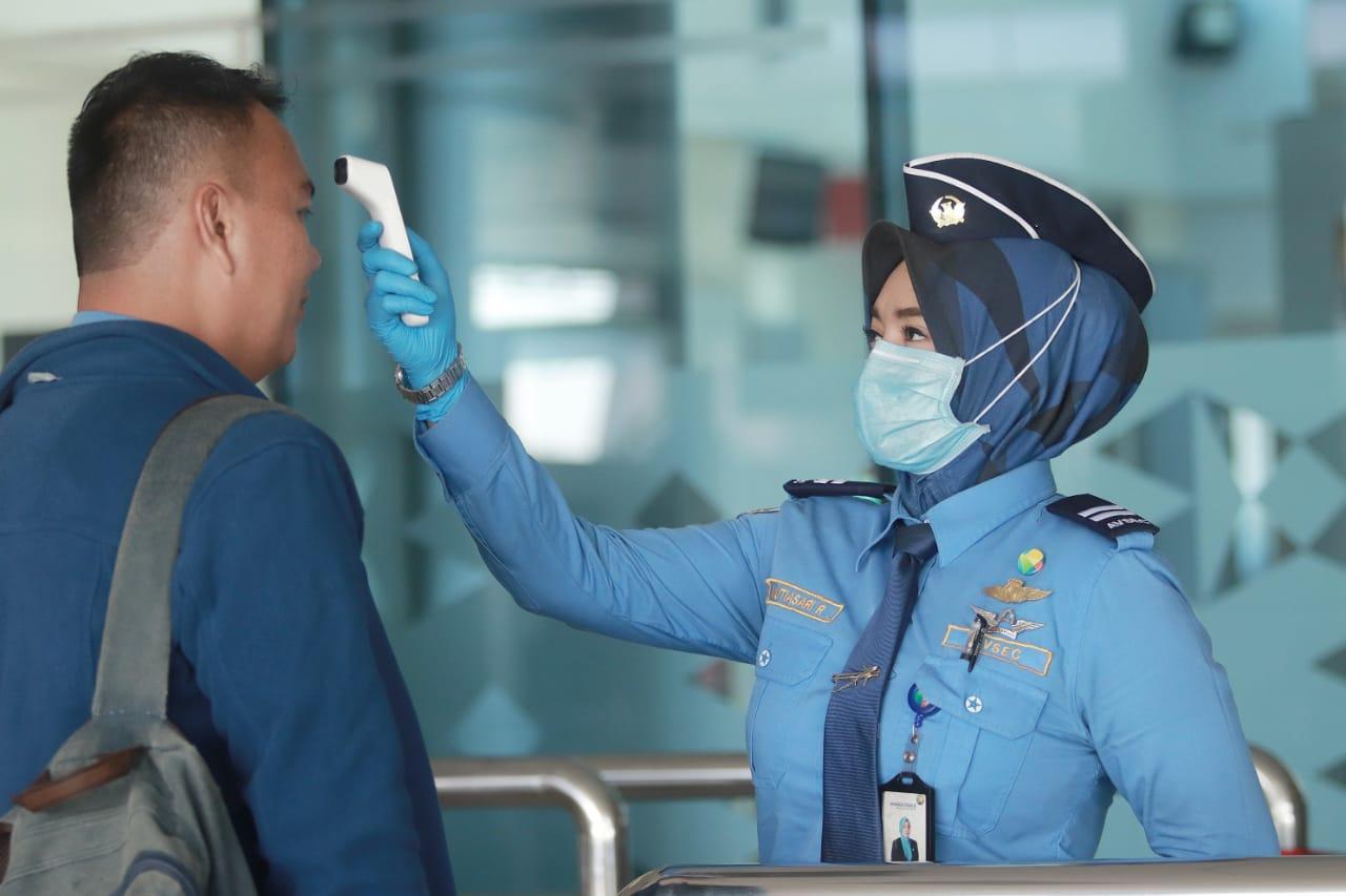 Babel Perpanjang PembatasanJam Terbang Maskapai, Hingga 21 April 2020