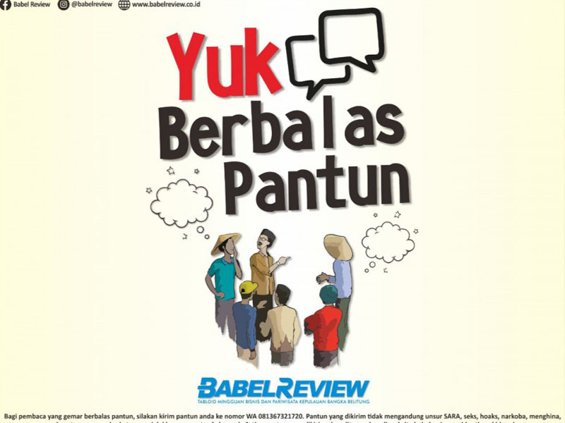 Babel Review Berbalas Pantun (31)