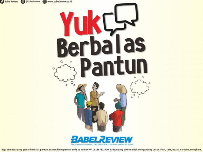 Babel Review Berbalas Pantun (33)