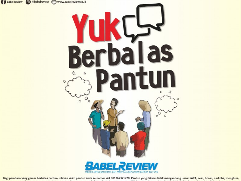 Babel Review Berbalas Pantun (7)