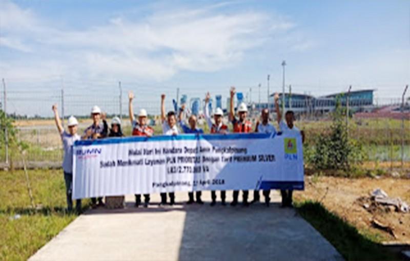 Bandara Depati Amir Gunakan Listrik Prioritas Guna Maksimalkan Pelayanan