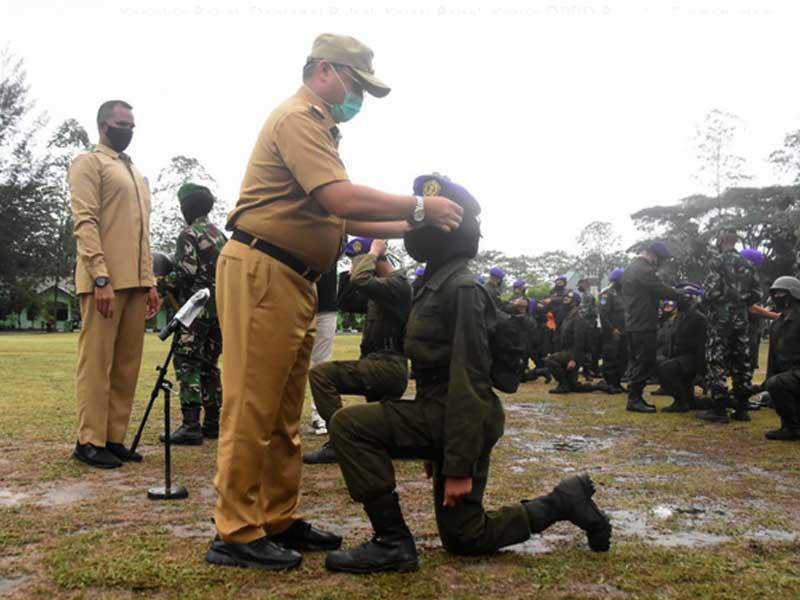 Bangka Belitung Lahirkan 39 Menwa Angkatan Pertama