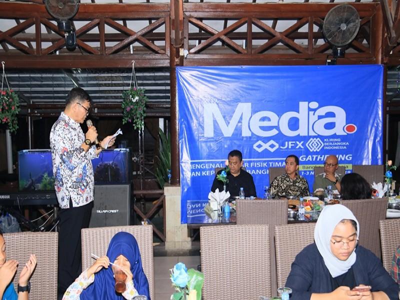 Bappebti : Peran Media Salah Satu Kunci Sukses Industri PBK di Indonesia