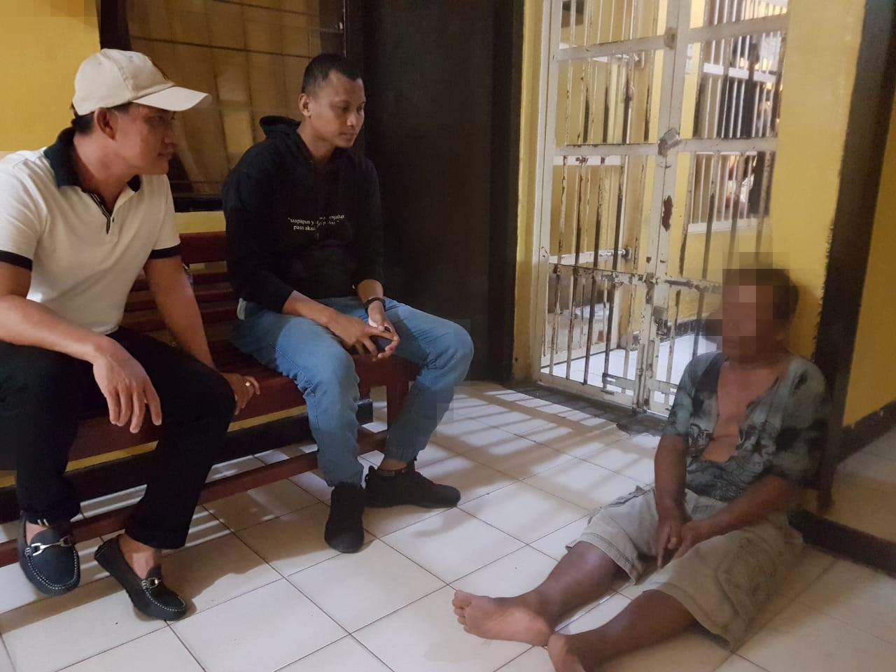 Bejat! Kakek Berusia 58 Tahun Cabuli Bocah 5 Tahun Di Toboali