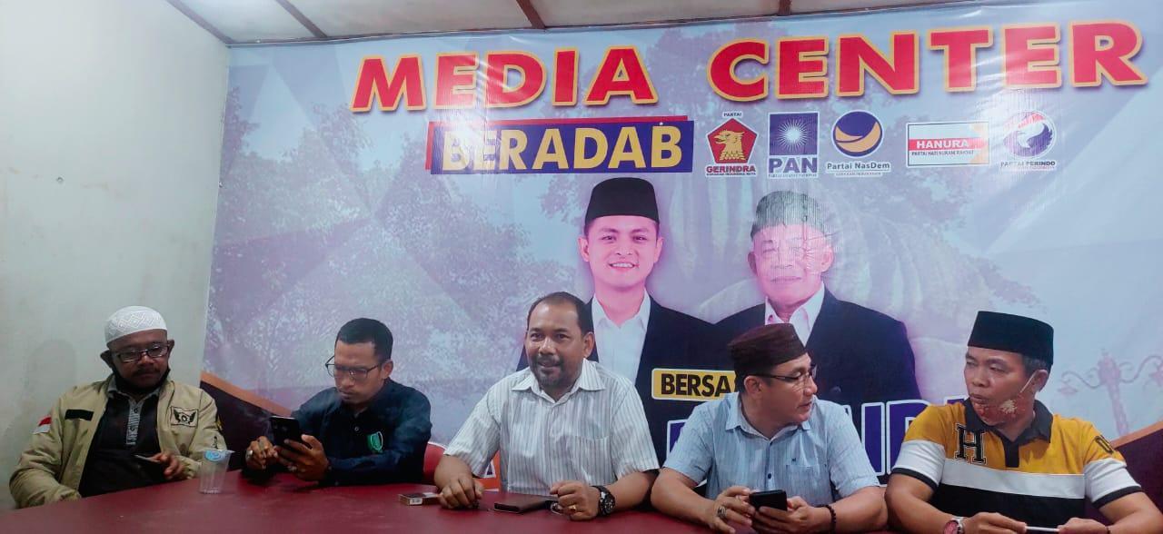 Beredar Kabar Ahmad Damiri Masuk Parpol, Jawab Ketua Timses Isu Itu Tak Benar