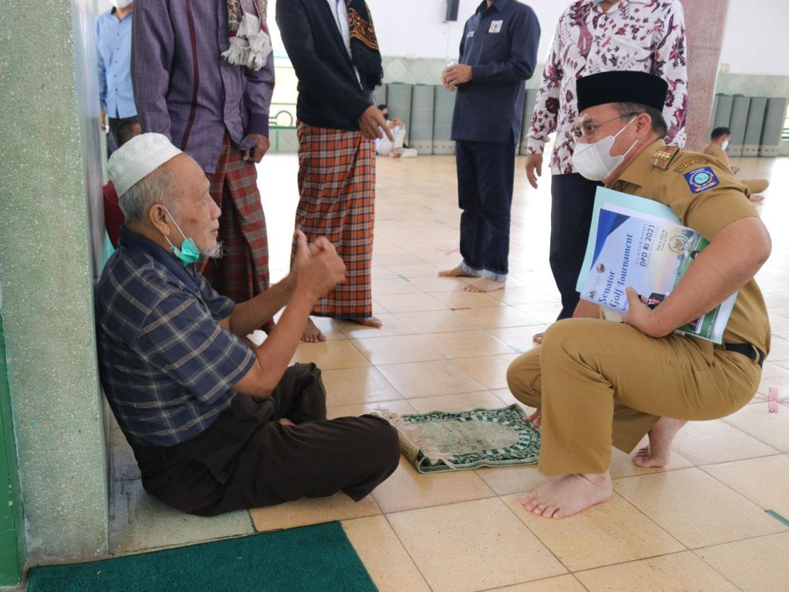 Berkah Ramadan, Gubernur Erzaldi Dorong Masyarakat untuk Perbanyak Ibadah